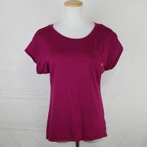 Nike Casual red tag pocket tee tshirt shirt top
